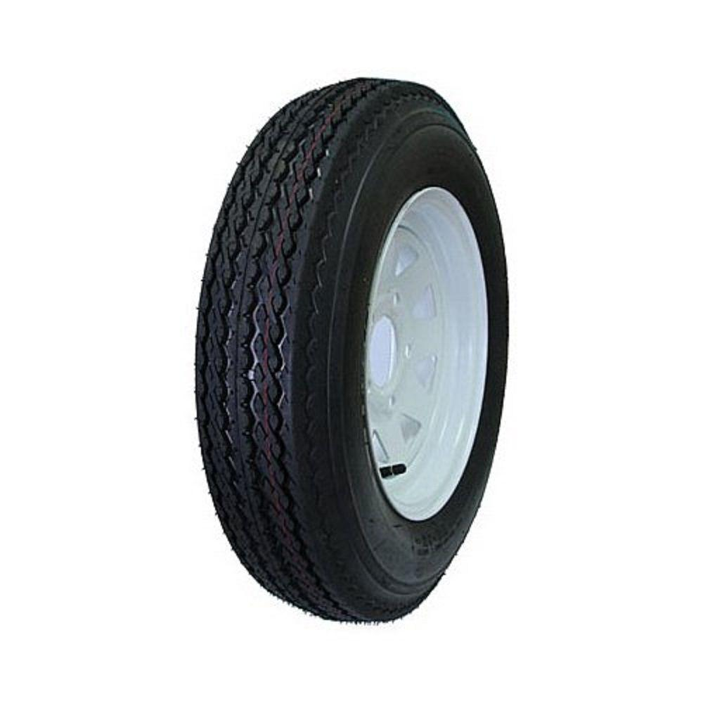 5 Hole 60 PSI 4.8 in. x 12 in. 4-Ply Tire