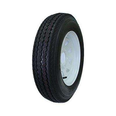 5 Hole 60 PSI 4.8 in. x 12 in. 4-Ply Tire and Wheel Assembly