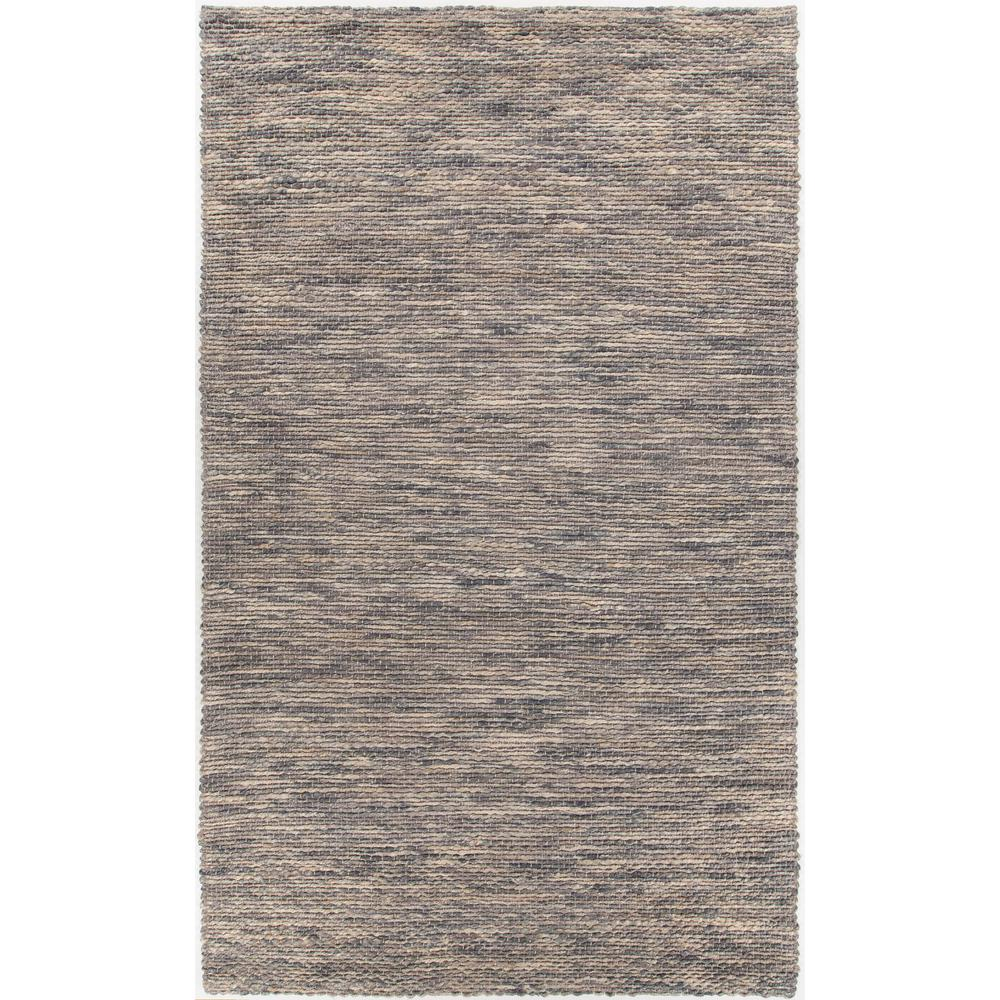 Tessa grey natural 5 ft x 8 ft hand woven area rug