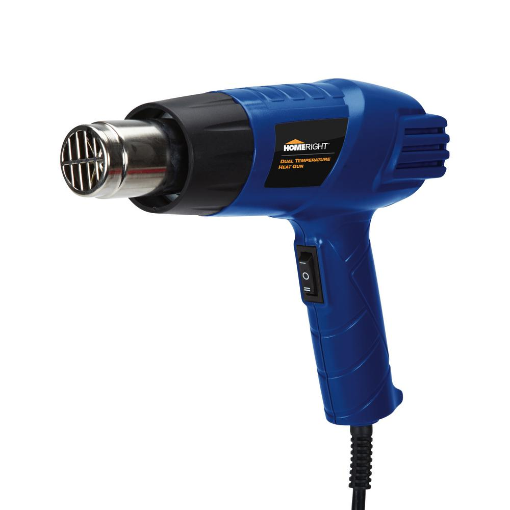 Homeright Amp Dual Temperature Corded Heat Gun