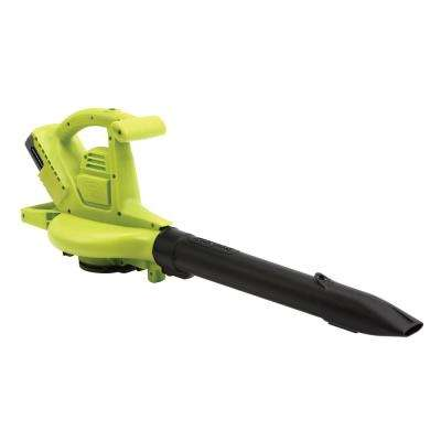 iON 200 MPH 350 CFM Cordless 3-in-1 Leaf Blower/Vacuum/Mulcher (Battery and Charger not Included)