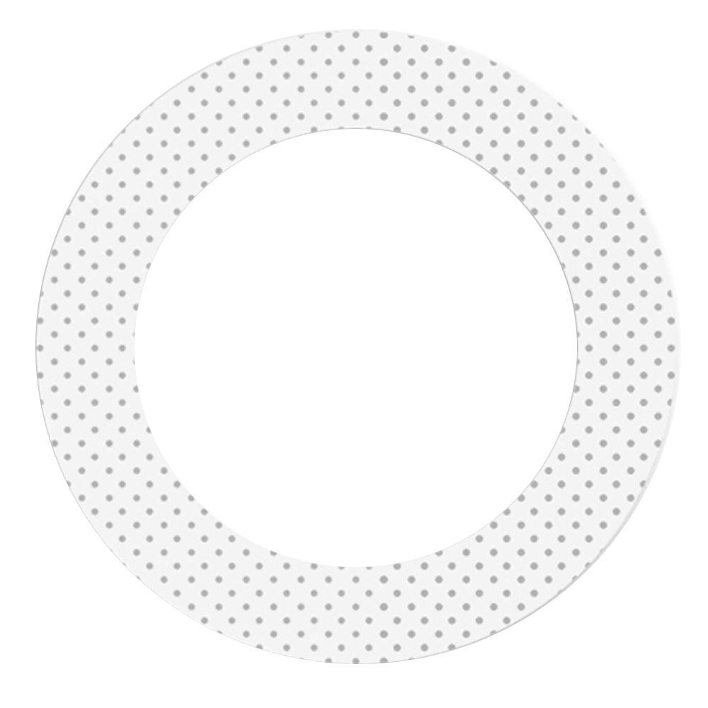 Strait-Flex 11 in. x 8 in. Hole Commercial Can-Light Drywall Patch