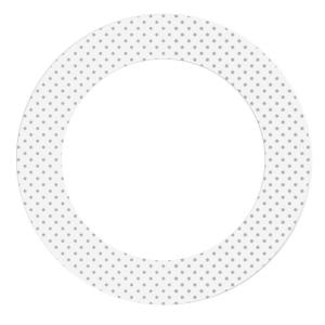 Strait-Flex 11 inch x 8 inch Hole Commercial Can-Light Drywall Patch by Strait-Flex