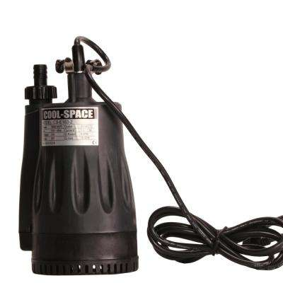 Pump for All Standard Portable Evaporative Coolers