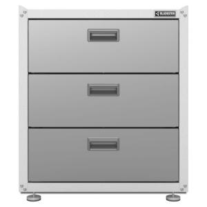 Gladiator Ready to Assemble 31 in. H x 28 in. W x 18 in. D Steel 3 ...