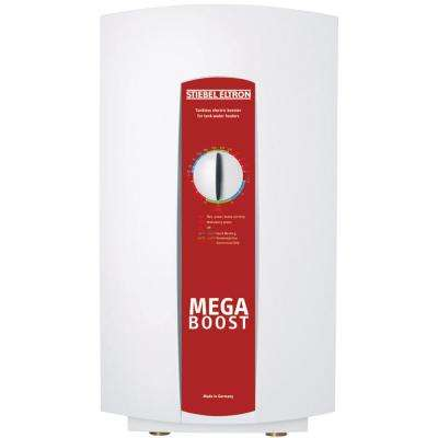 MegaBoost DHW Tankless Electric Water Heater Booster