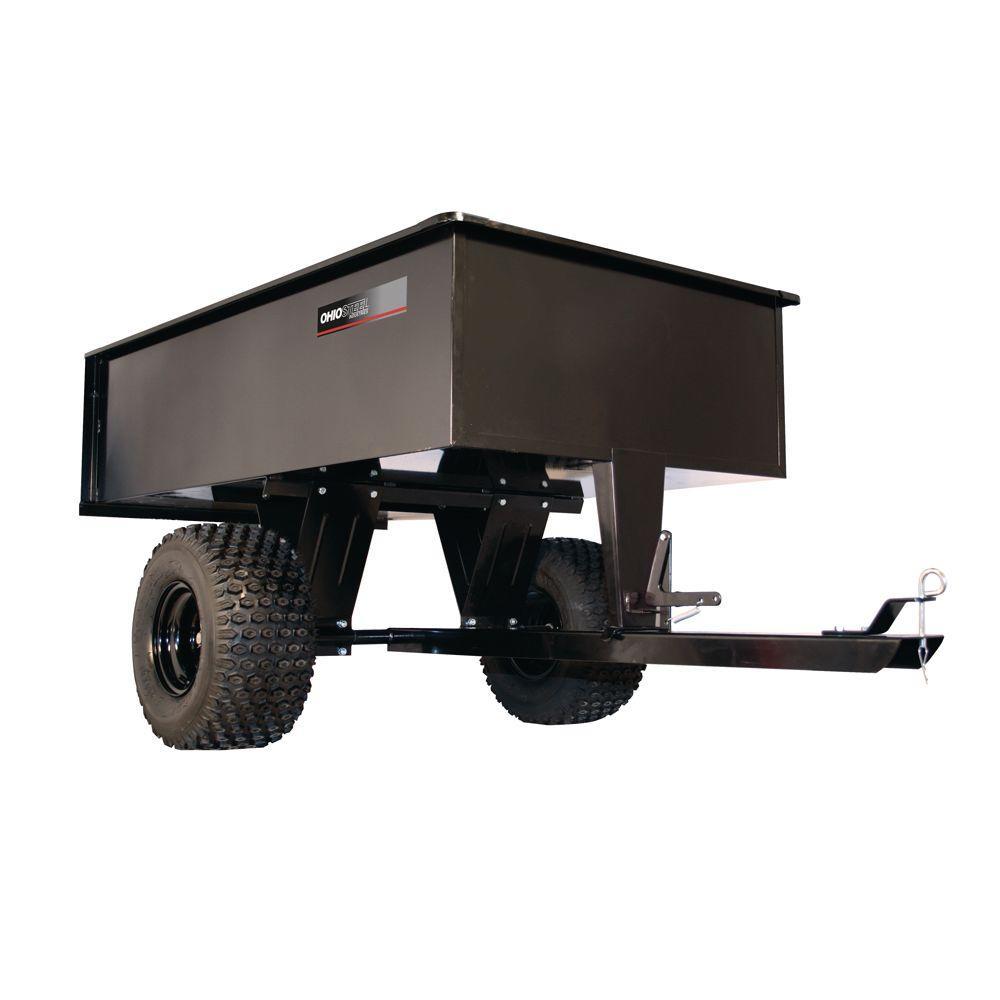 Ohio Steel 20 cu. ft. 1500 lb. Heavy Duty ATV Cart by Ohio Steel