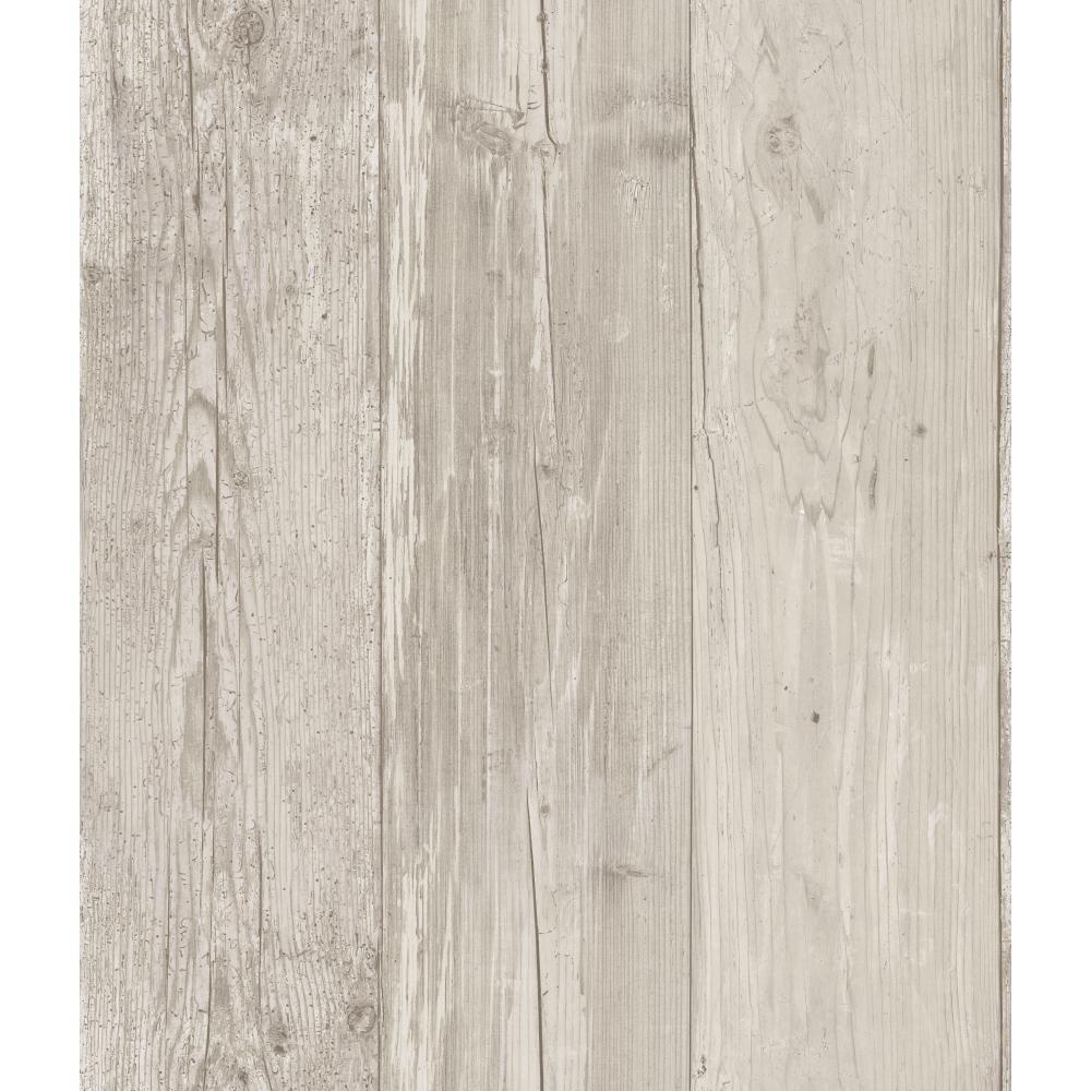 56 sq. ft. wide Wooden Planks Wallpaper