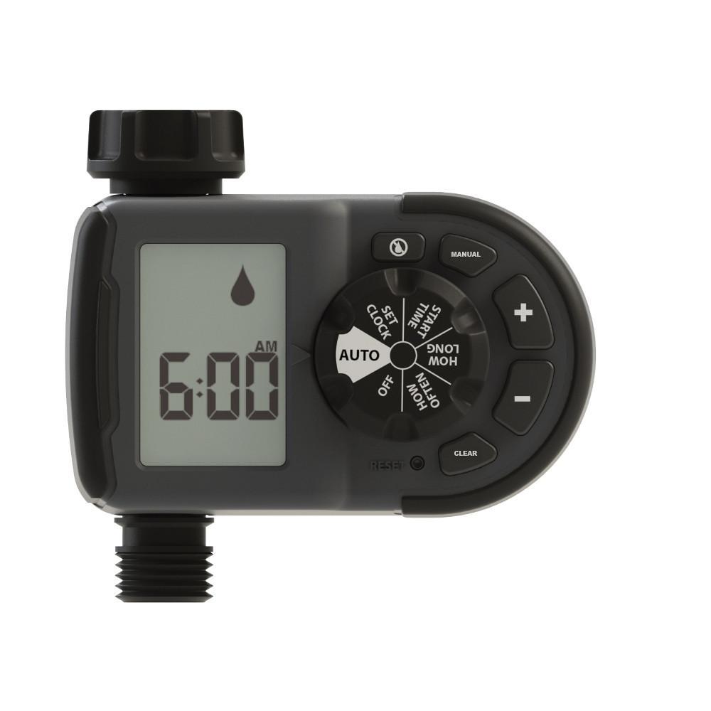 1-Outlet Hose Faucet Timer