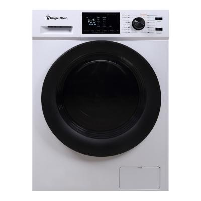 2.7 cu. ft. All in One Washer and Ventless Dryer Combo in White
