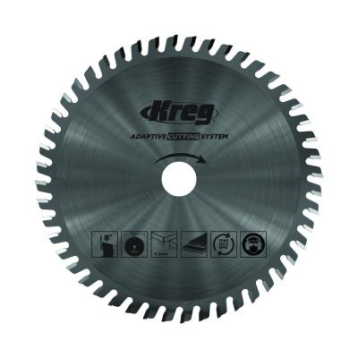 Adaptive Cutting System Saw Blade
