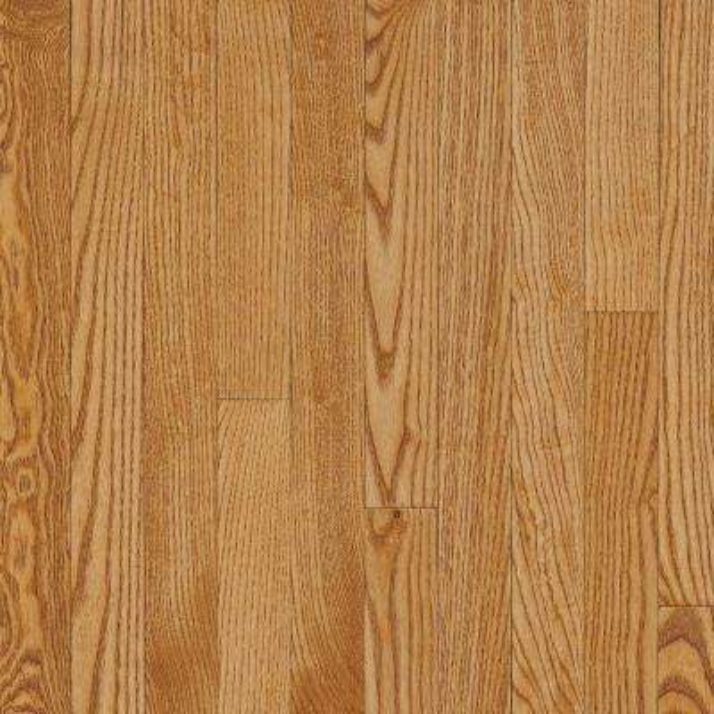 Eddington Ash Spice Solid Hardwood Flooring - 5 in. x 7 in. Take Home Sample
