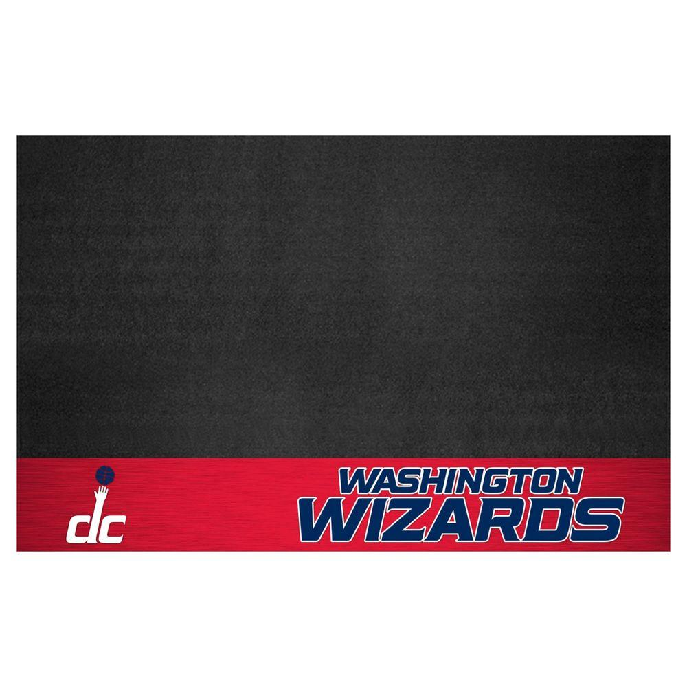 NBA Washington Wizards 26 in. x 42 in. Grill Mat