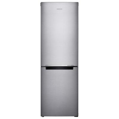 24 in. 11.3 cu. ft. Bottom Freezer Refrigerator in Fingerprint-Resistant Stainless Steel