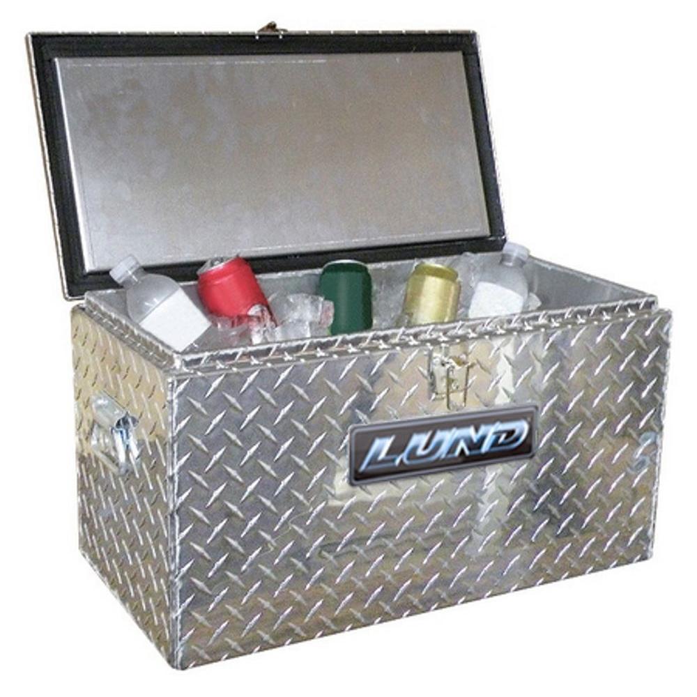 Lund 48-qt./12 Gal. Heavy-Duty Aluminum Cooler