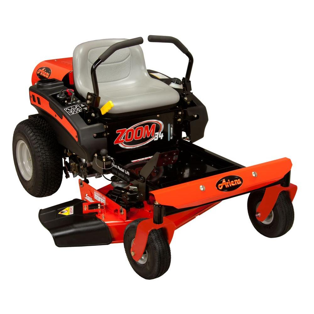 Ariens Zoom 34 in. 14.5 HP Briggs & Stratton EZT Transaxles Zero-Turn Riding Mower