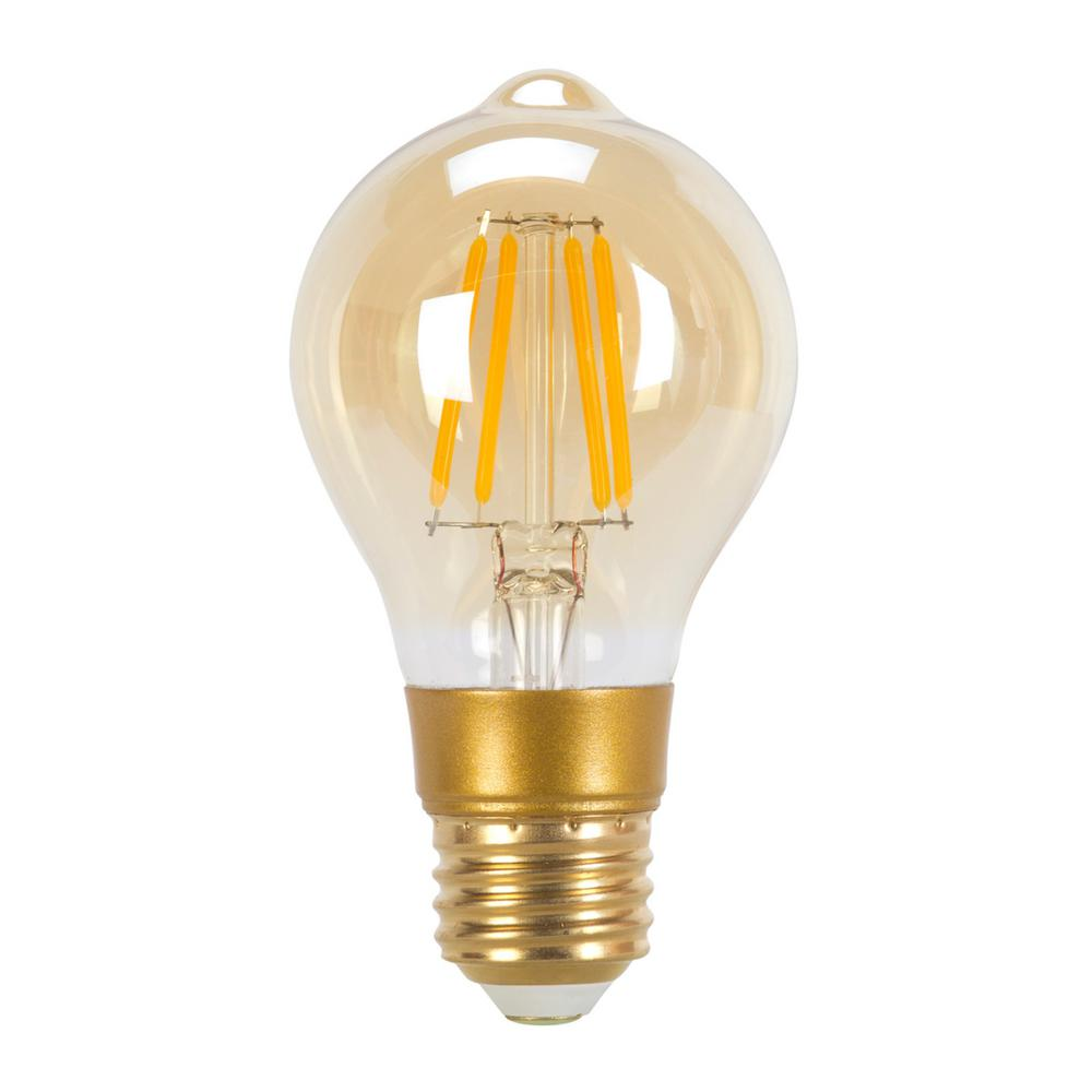 globe electric 60w equivalent soft white 2200k vintage edison dimmable led light bulb 73192. Black Bedroom Furniture Sets. Home Design Ideas