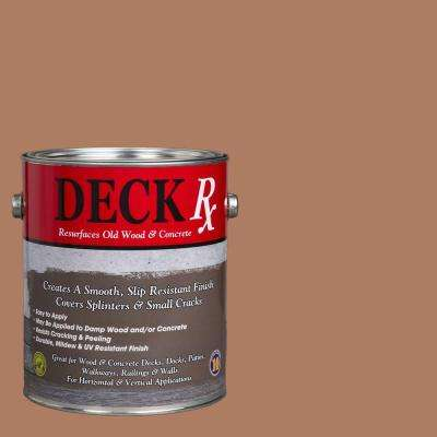 Deck Rx 1 gal. Sand Wood and Concrete Exterior Resurfacer