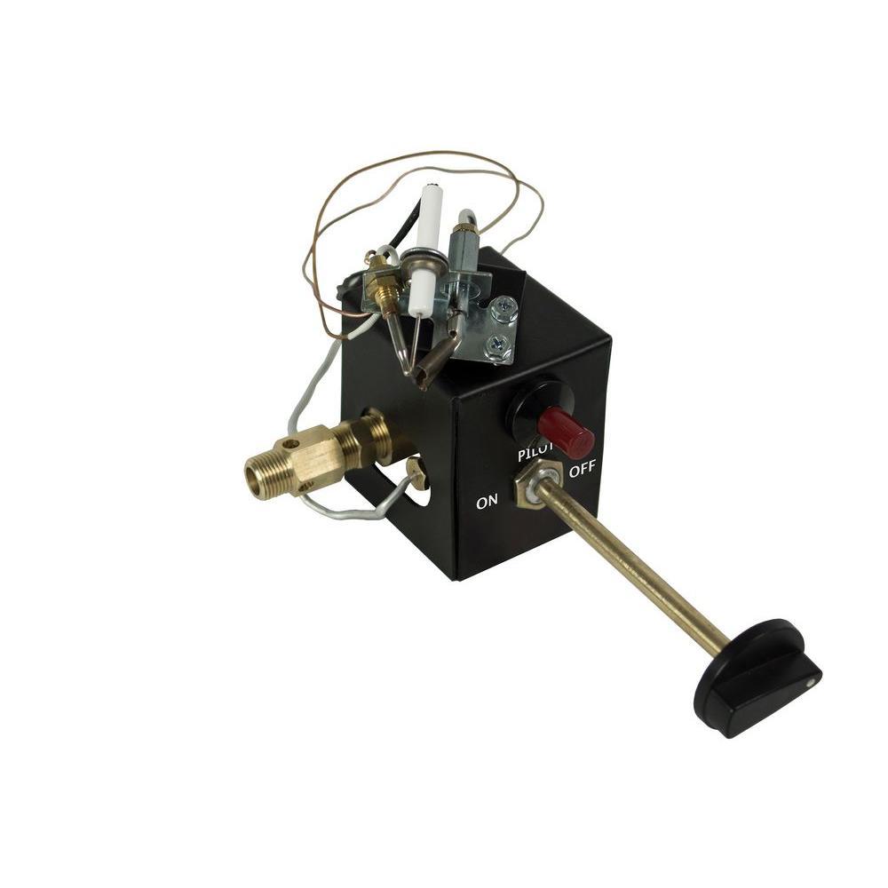 Liquid Propane Conversion Safety Pilot Kit