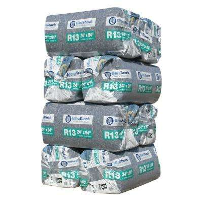R-13 Denim Insulation Batts 24.25 in. x 94 in. (8-Bags)