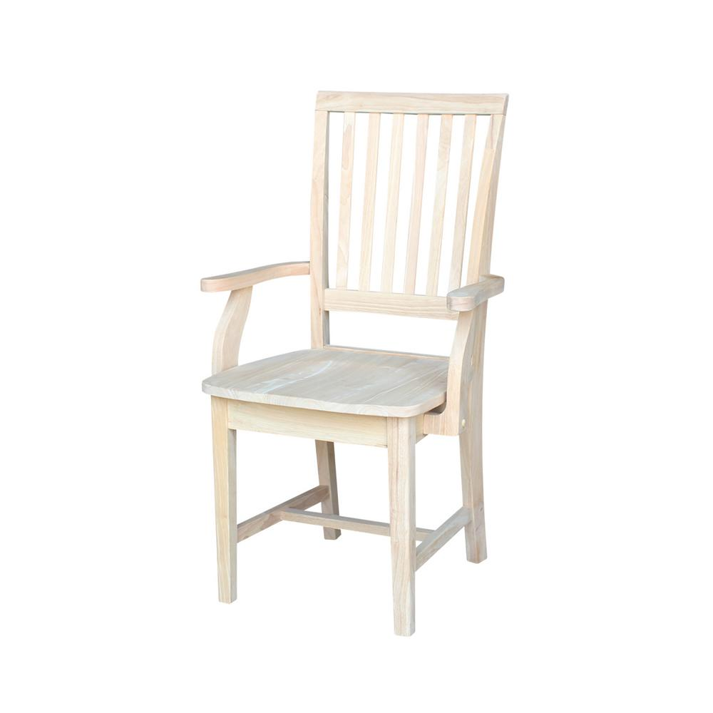 Mission - Chairs - Living Room Furniture - The Home Depot