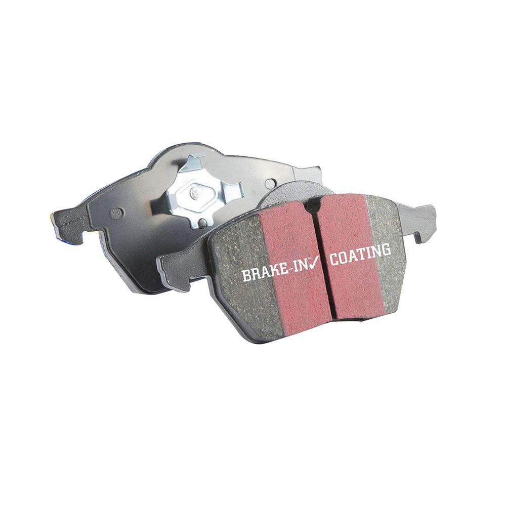 EBC 06-13 Audi A3 2.0 Turbo (Girling rear caliper) Ultimax2 Front Brake Pads