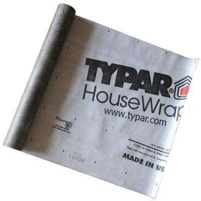 10 ft. x 100 ft. Housewrap Roll