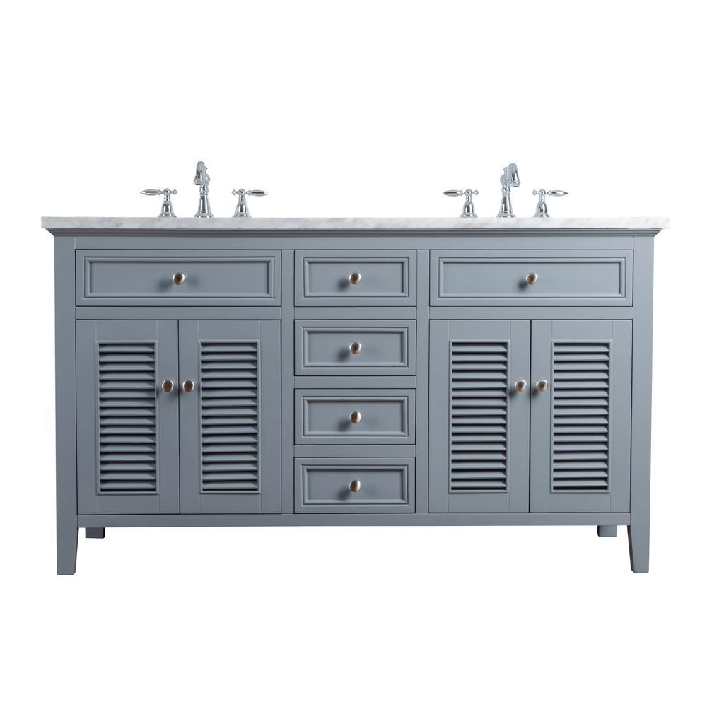 Genevieve Double Sink Vanity