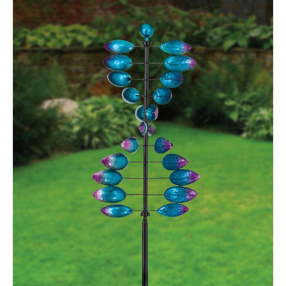 Vertical Wind Spinner Helix