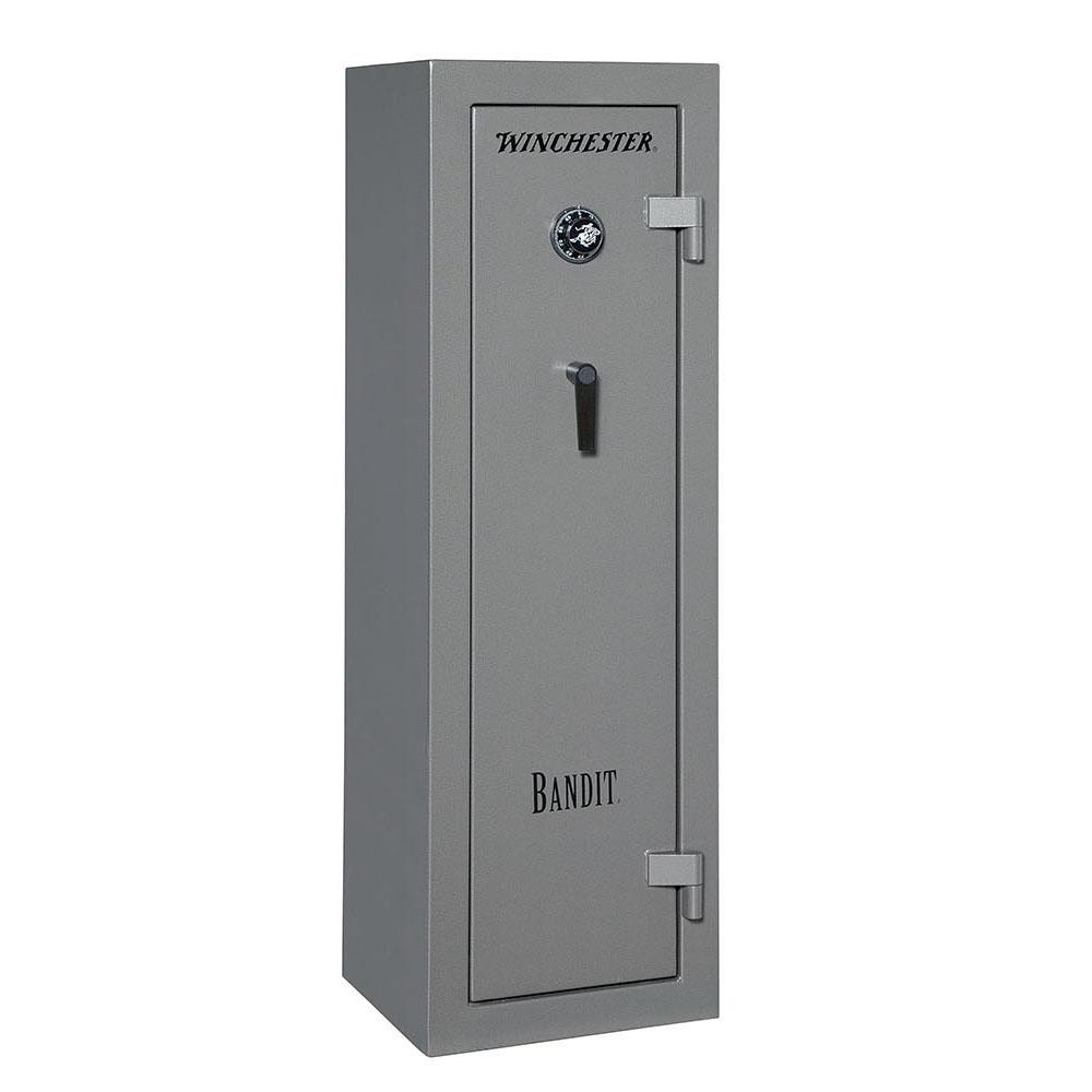 Bandit 9 cu. ft. 10-Gun 45-Minute Fire Resistant U.L. Mechanical Lock