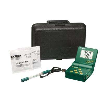 pH/MV/Temp Meter Kit