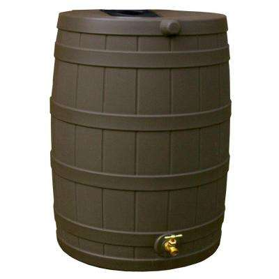 50 Gal. Oak Rain Barrel