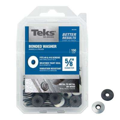 Bonded Washers (150-Pack)