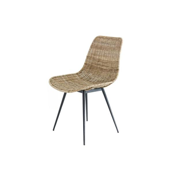 Super Design Ideas Ormond Natural Rattan Side Chair 5513902 The Gmtry Best Dining Table And Chair Ideas Images Gmtryco