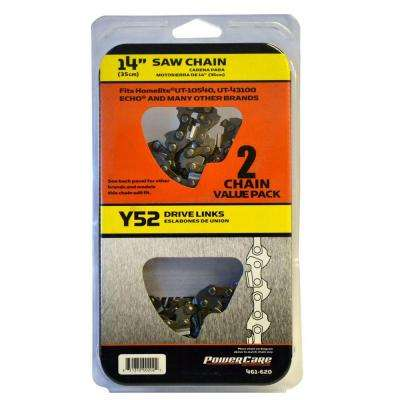 Y52 14 In Chainsaw Chain