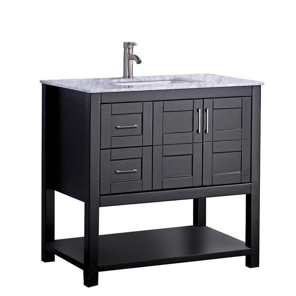 35 37 In 30 Inch Vanities Single Sink Bathroom Vanities