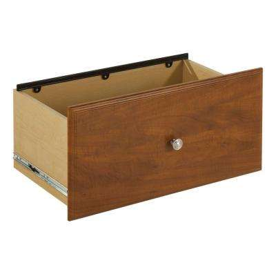12 in. Wild Cherry File Drawer