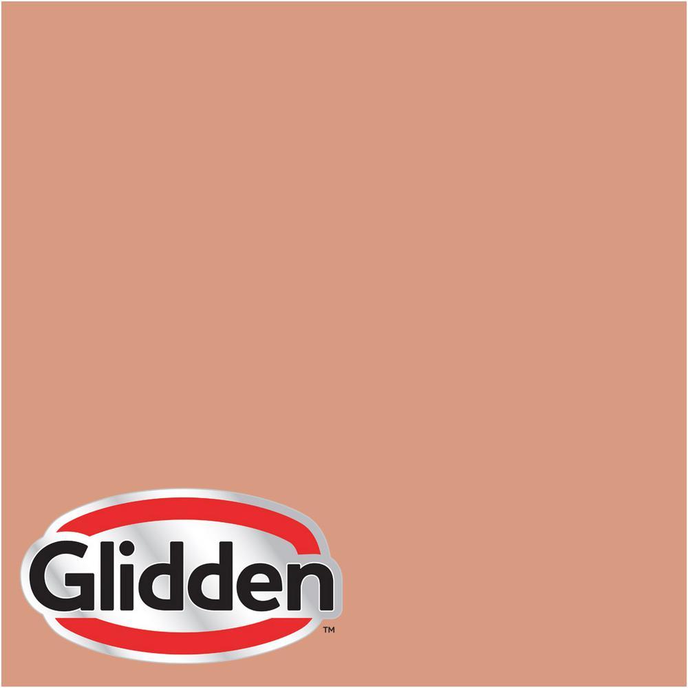 Glidden Premium 8 Oz Hdgo21u Buttered Salmon Eggshell Interior