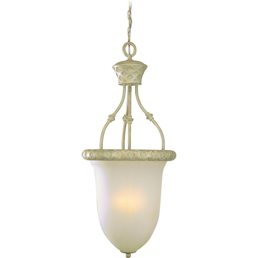 VOLUME Lighting Alexandria Collection 4-Light Golden Cora...