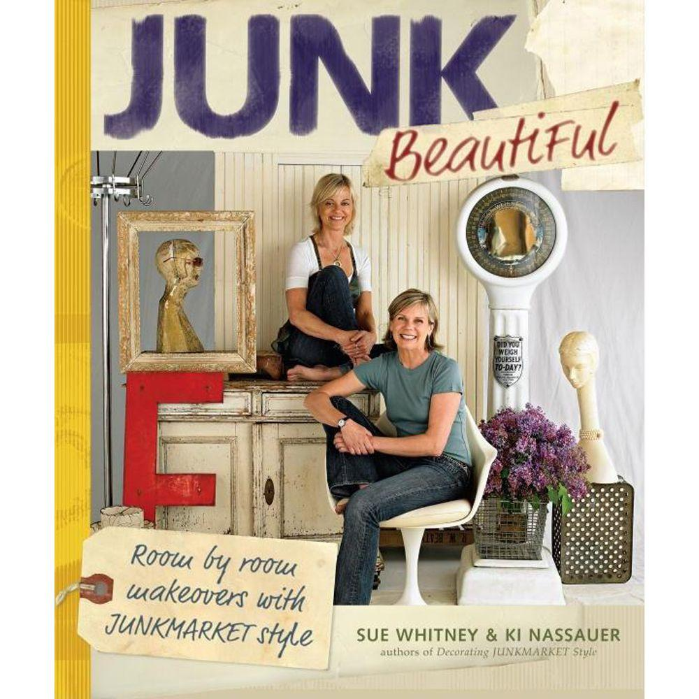 null Junk Beautiful: Room by Room Makeovers with Junkmarket Style