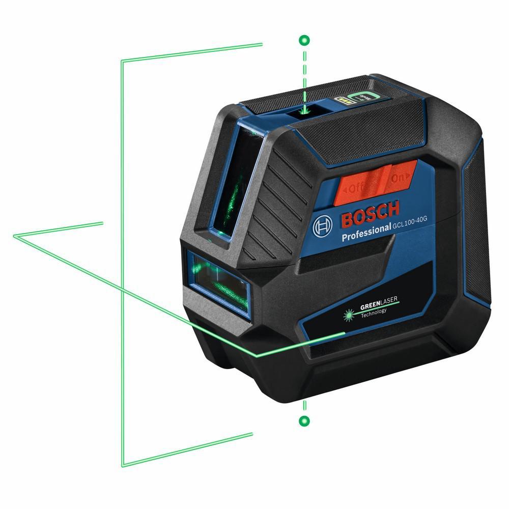100 ft. Self Leveling Green Combination Laser Level