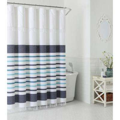 PARKER SHOWER CURTAIN