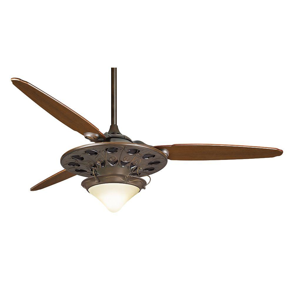 Casablanca Marrekesh 64 in. Brushed Cocoa Ceiling Fan-DISCONTINUED