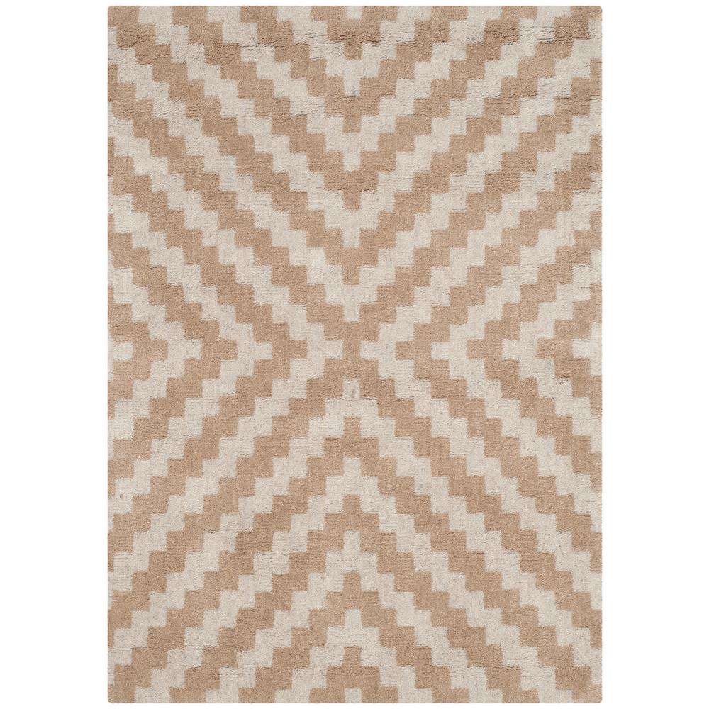 Cambridge Gray/Taupe 2 ft. x 3 ft. Area Rug