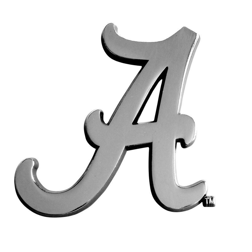 FANMATS NCAA - University of Alabama Emblem