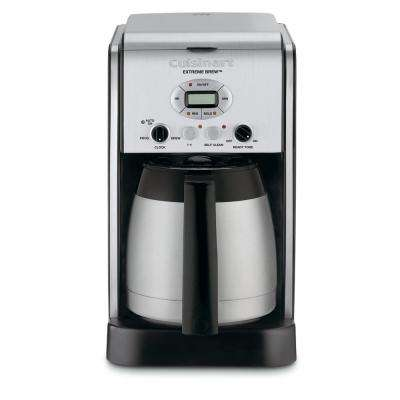 Extreme Brew 10-Cup ThermalProgrammable Coffeemaker