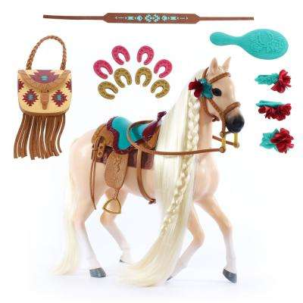 Palomino 12 Toy Horse Skye