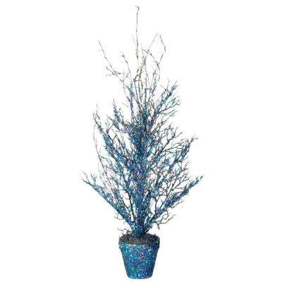 Halloween Accessories 26 in. Black Tree