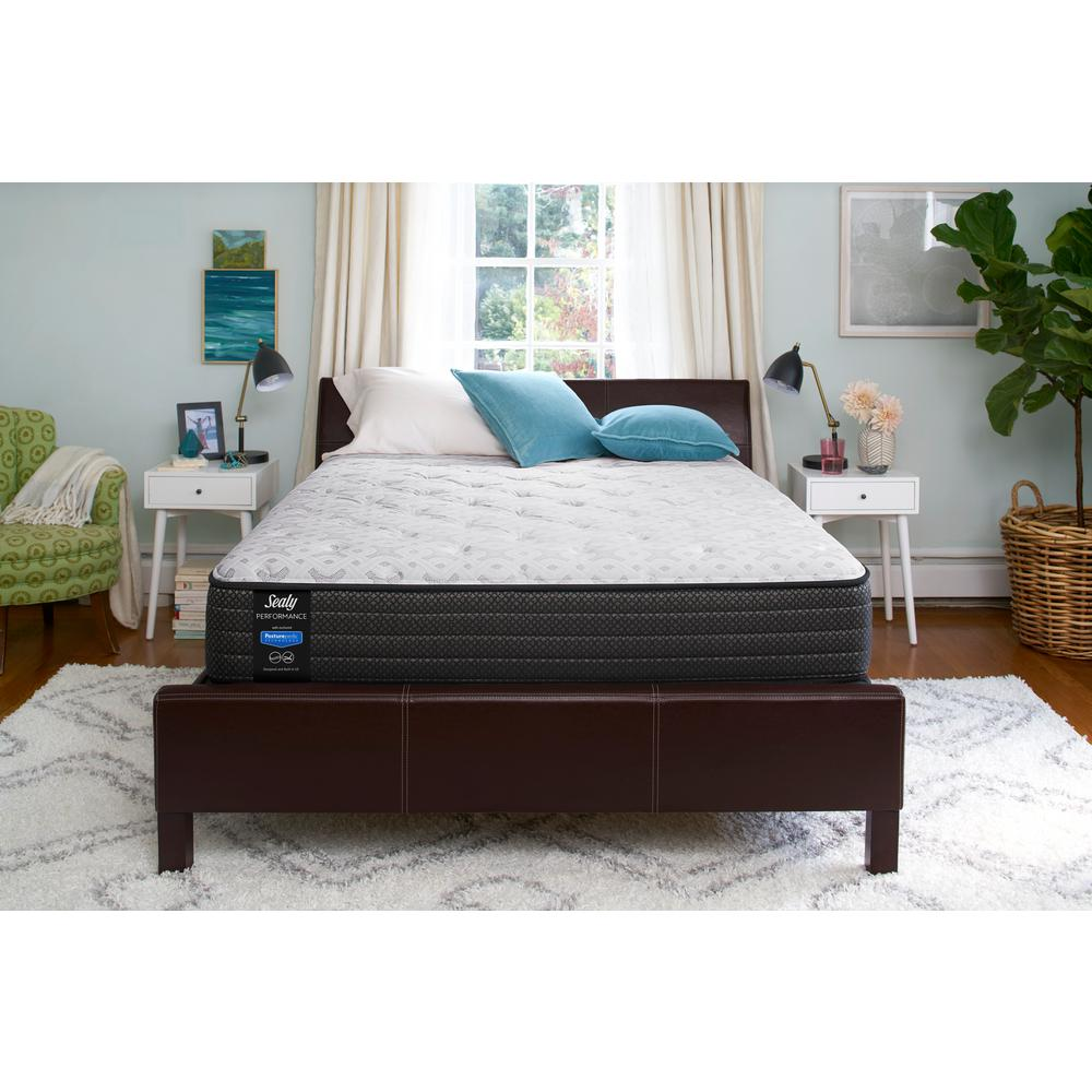 Sealy Response Performance 12 in. Twin Cushion Firm Tight ...