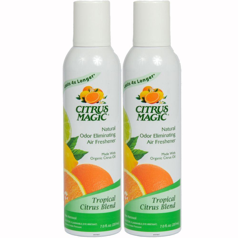 7 oz. Original Blend All Natural Odor Eliminating Air Freshener Spray (2-Pack)
